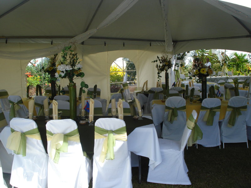 Holiday Inn Express Hotel & Suites Trincity Trinidad Airport-Wedding Held on our Grounds<br/>Image from Leonardo