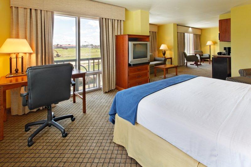 Holiday Inn Express Hotel & Suites Trincity Trinidad Airport-Executive Suite<br/>Image from Leonardo