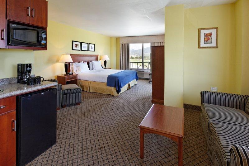 Holiday Inn Express Hotel & Suites Trincity Trinidad Airport-Suite<br/>Image from Leonardo