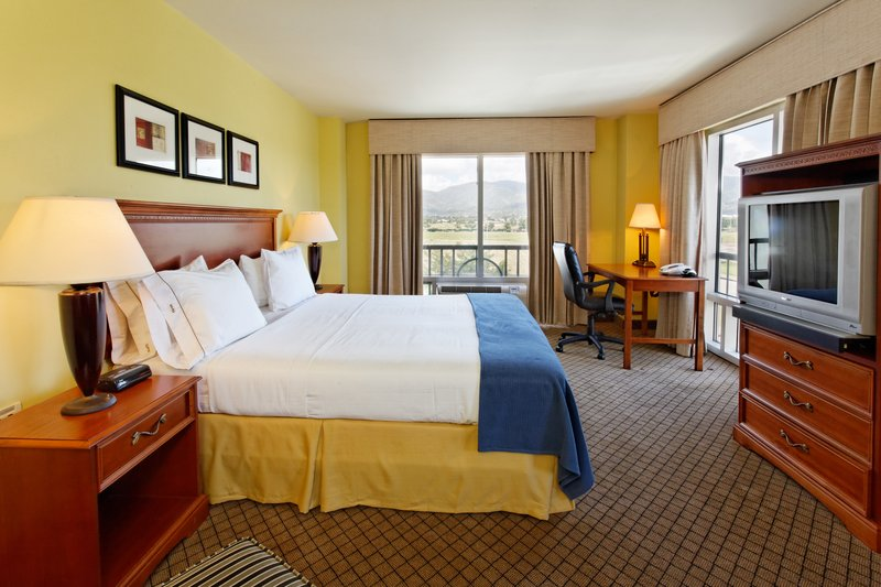 Holiday Inn Express Hotel & Suites Trincity Trinidad Airport-Guest Room<br/>Image from Leonardo