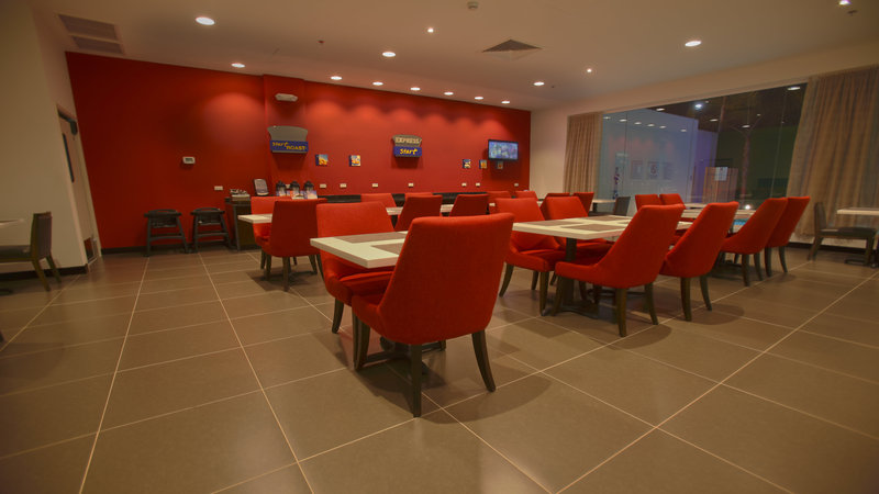 Holiday Inn Express Tegucigalpa-Breakfast Area<br/>Image from Leonardo