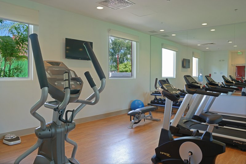 Holiday Inn Express Tegucigalpa-Health Club<br/>Image from Leonardo