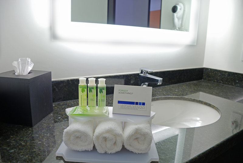 Holiday Inn Express Tegucigalpa-Bathroom Amenities<br/>Image from Leonardo