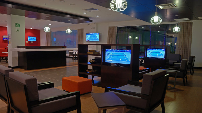 Holiday Inn Express Tegucigalpa-Lobby Lounge<br/>Image from Leonardo