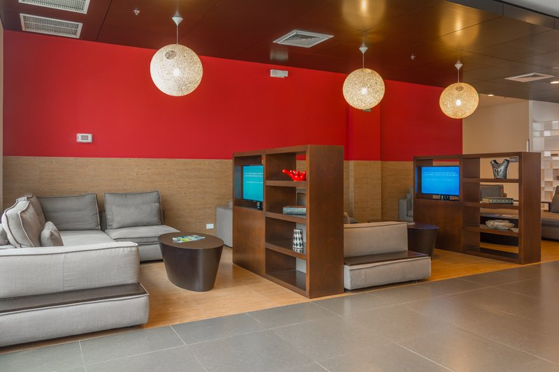 Holiday Inn Express Tegucigalpa-GreatRoom Lounge<br/>Image from Leonardo