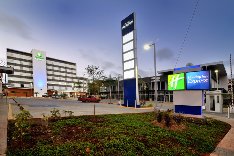 Holiday Inn Express Tegucigalpa-Plaza San Rafael<br/>Image from Leonardo