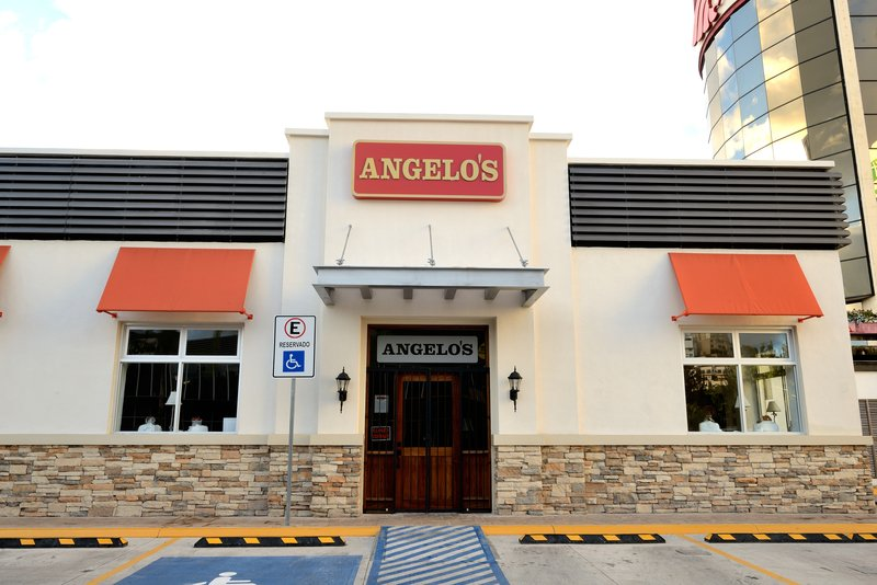 Holiday Inn Express Tegucigalpa-Italian Restaurant<br/>Image from Leonardo
