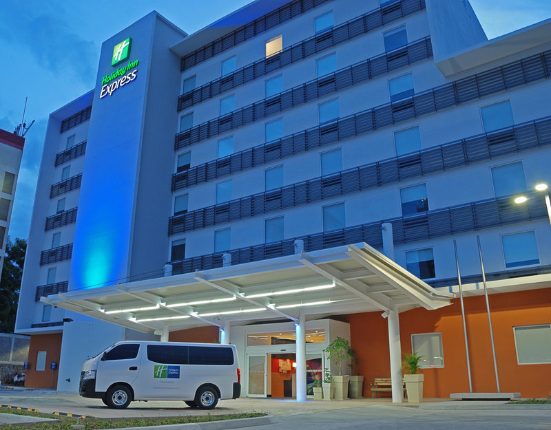 Holiday Inn Express Tegucigalpa-Hotel Exterior<br/>Image from Leonardo