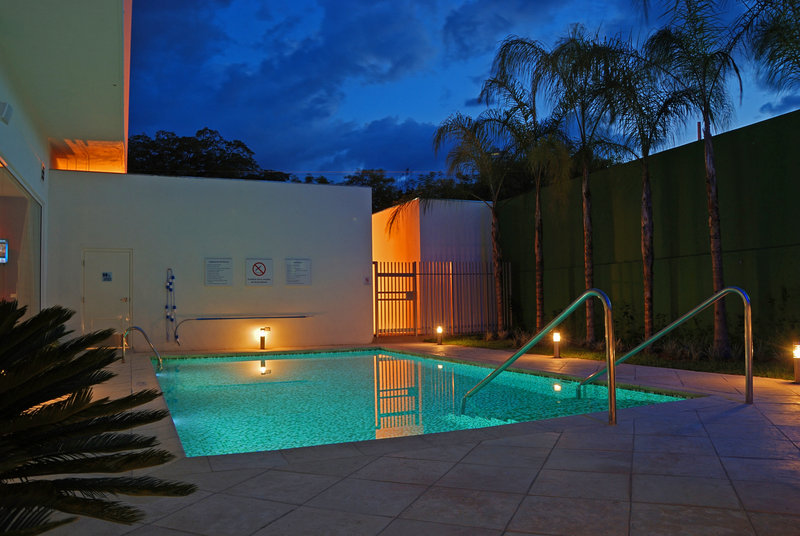 Holiday Inn Express Tegucigalpa-Swimming Pool<br/>Image from Leonardo