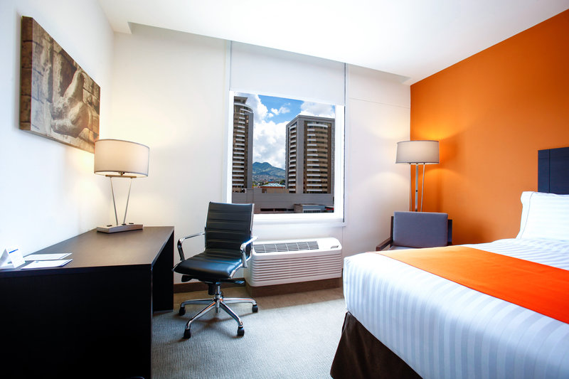 Holiday Inn Express Tegucigalpa-Superior Room<br/>Image from Leonardo