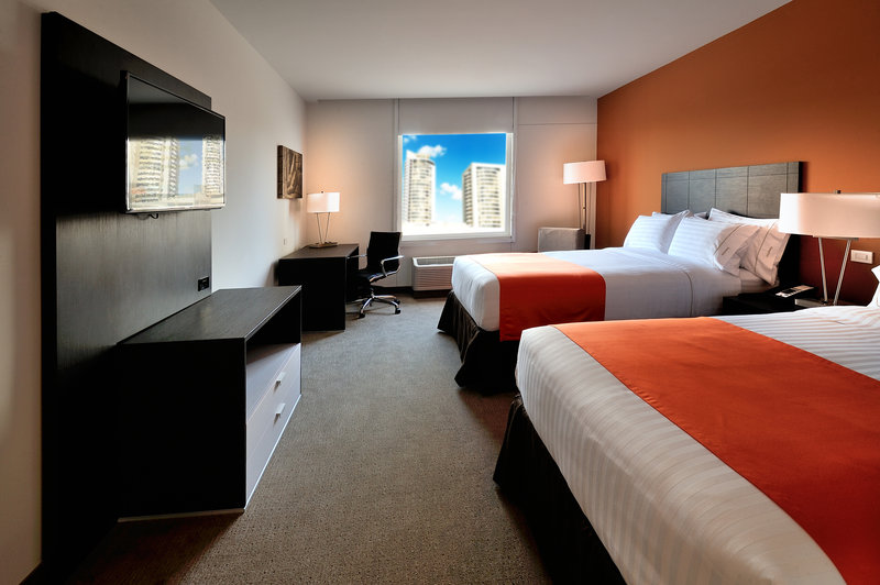 Holiday Inn Express Tegucigalpa-Double Bed Guest Room<br/>Image from Leonardo