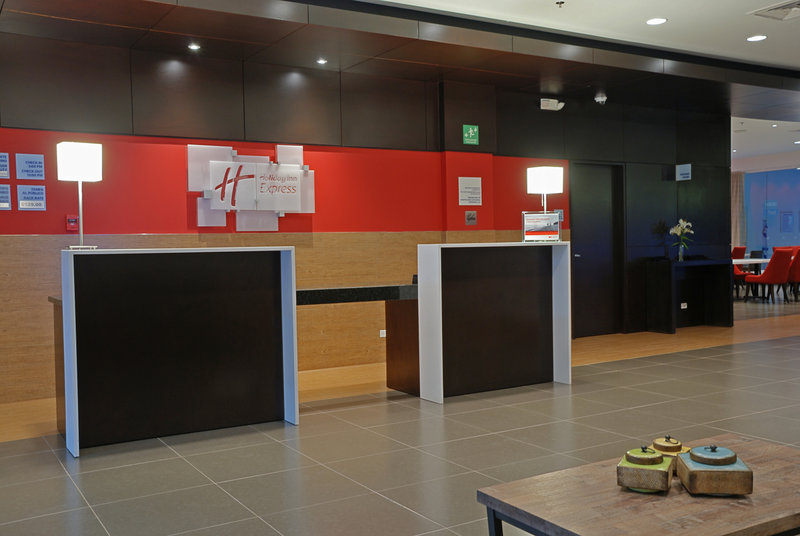 Holiday Inn Express Tegucigalpa-Hotel Lobby<br/>Image from Leonardo