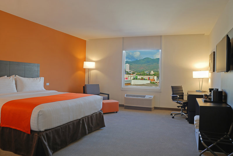 Holiday Inn Express Tegucigalpa-Adjoining Room<br/>Image from Leonardo