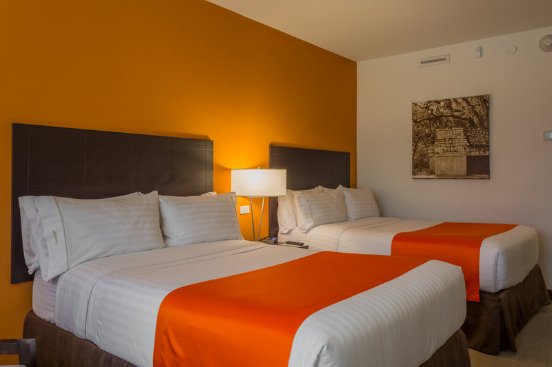 Holiday Inn Express Tegucigalpa-Queen Bed Guest Room<br/>Image from Leonardo