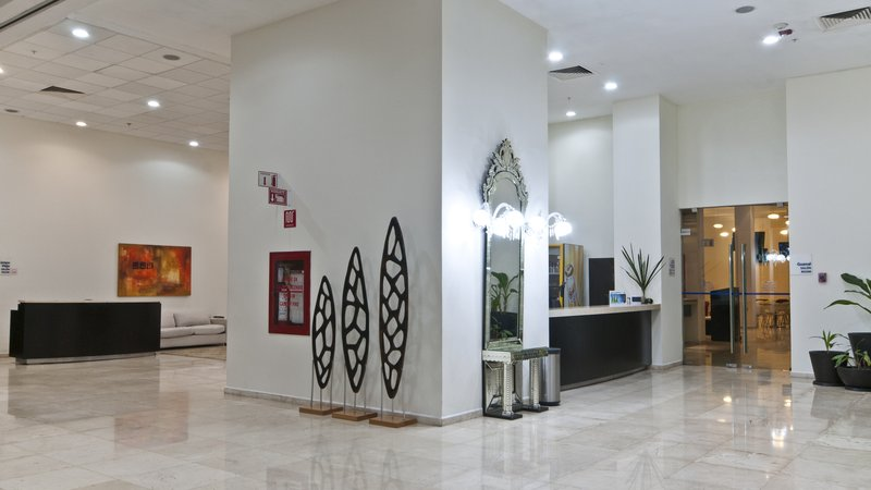 Holiday Inn Express Ciudad Del Carmen-Hotel Lobby<br/>Image from Leonardo