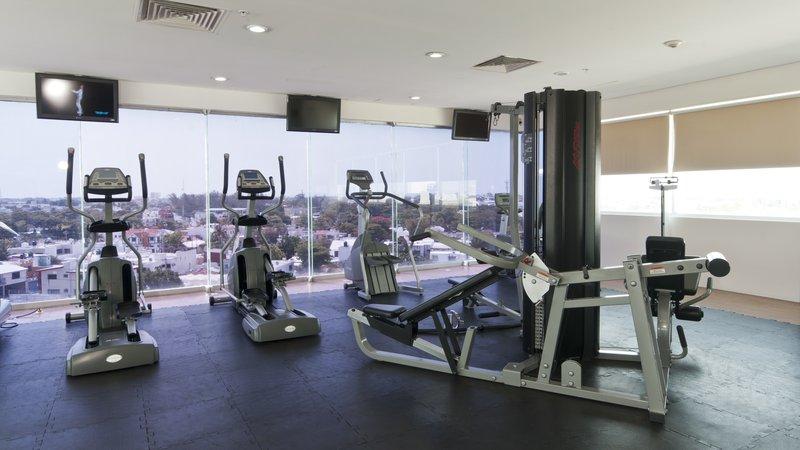 Holiday Inn Express Ciudad Del Carmen-Fitness Center<br/>Image from Leonardo