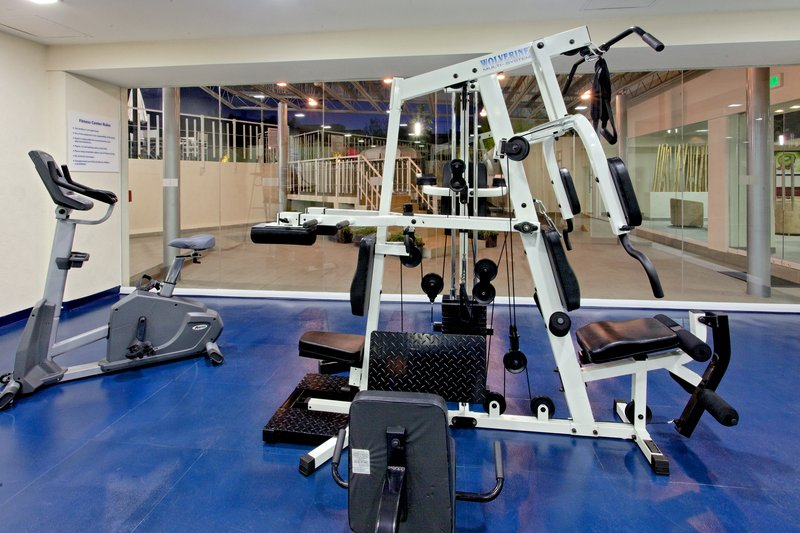 Holiday Inn Express Guadalajara Expo-Gym<br/>Image from Leonardo