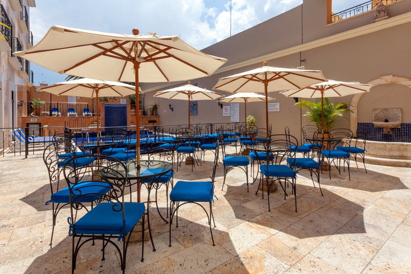 Holiday Inn Express Oaxaca-Centro Historico-Sip your coffee on our sunny Terrace<br/>Image from Leonardo
