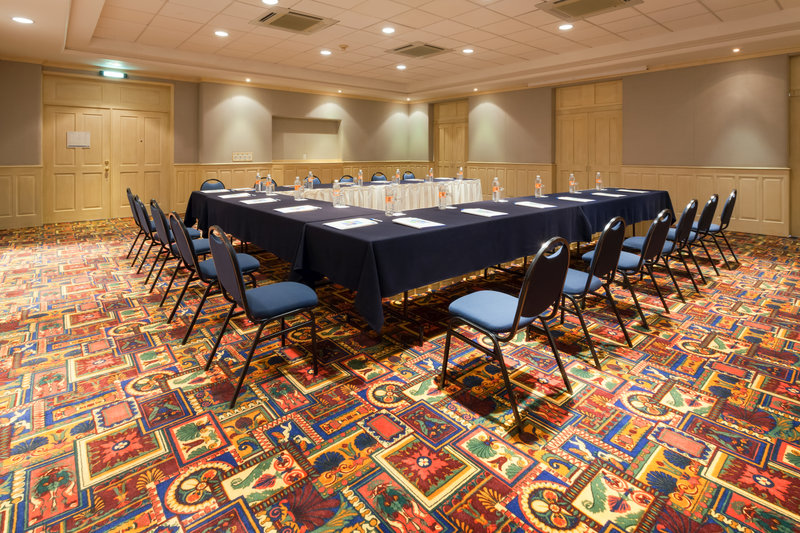 Holiday Inn Express Oaxaca-Centro Historico-Book our Meeting Room for your business conference<br/>Image from Leonardo