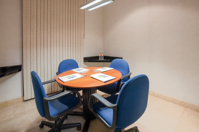 Holiday Inn Express Oaxaca-Centro Historico-Host your meeting in our accommodating Boardroom<br/>Image from Leonardo