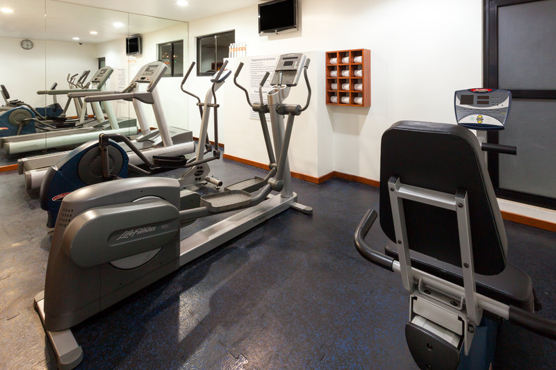 Holiday Inn Express Oaxaca-Centro Historico-Stay fit in our well-appointed Gym<br/>Image from Leonardo