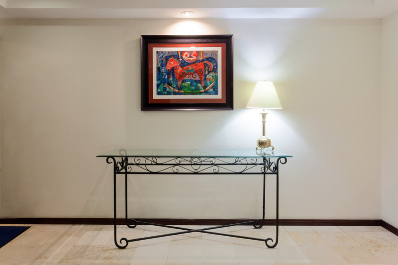 Holiday Inn Express Oaxaca-Centro Historico-View the beautiful artwork in our well-decorated Hall<br/>Image from Leonardo