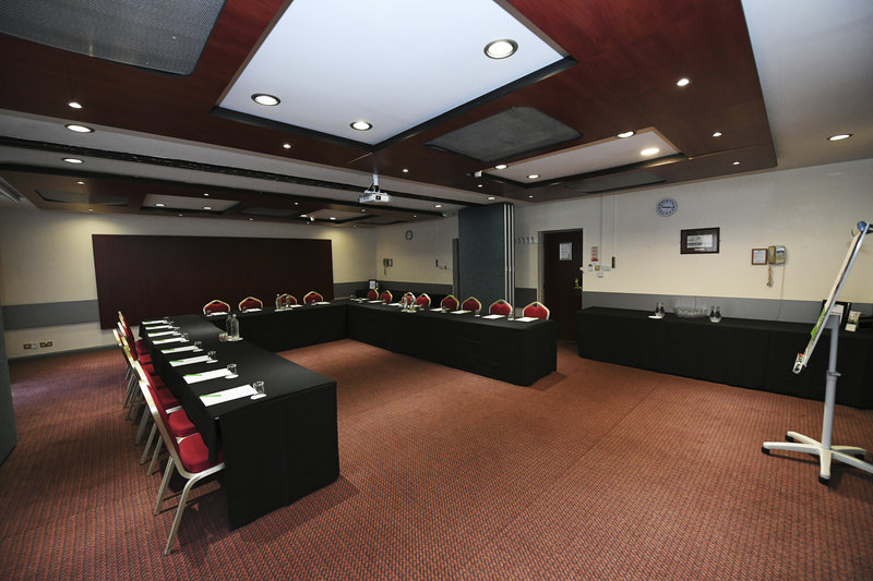 Holiday Inn Telford - Ironbridge-Heslop and Pritchard Suite, can be split into two separate rooms<br/>Image from Leonardo