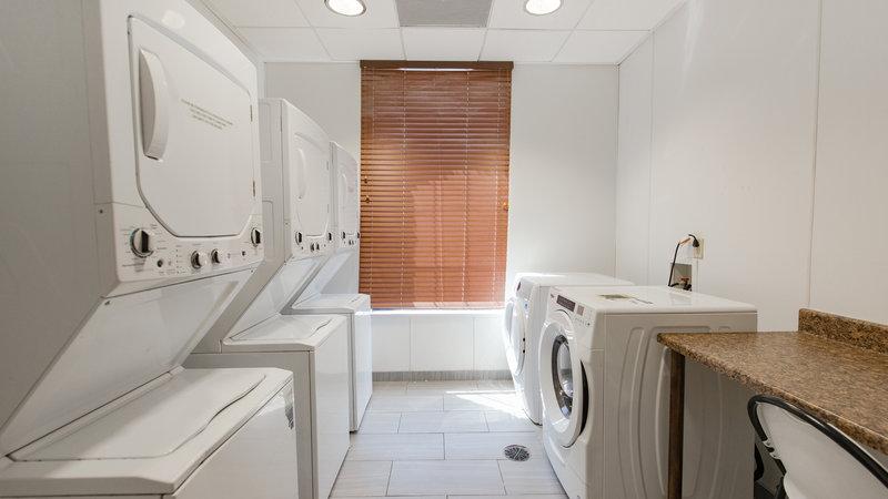 Staybridge Suites Wilmington-Laundry Facility<br/>Image from Leonardo