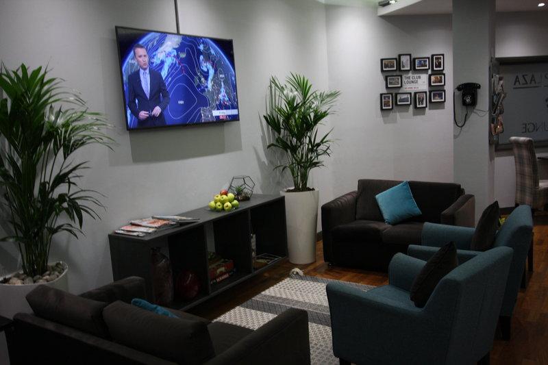Crowne Plaza Liverpool City Centre-Executive club lounge<br/>Image from Leonardo