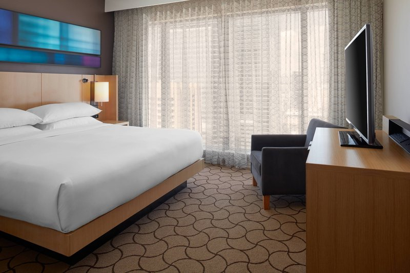 Delta Hotels by Marriott Toronto-Suite Bedroom<br/>Image from Leonardo