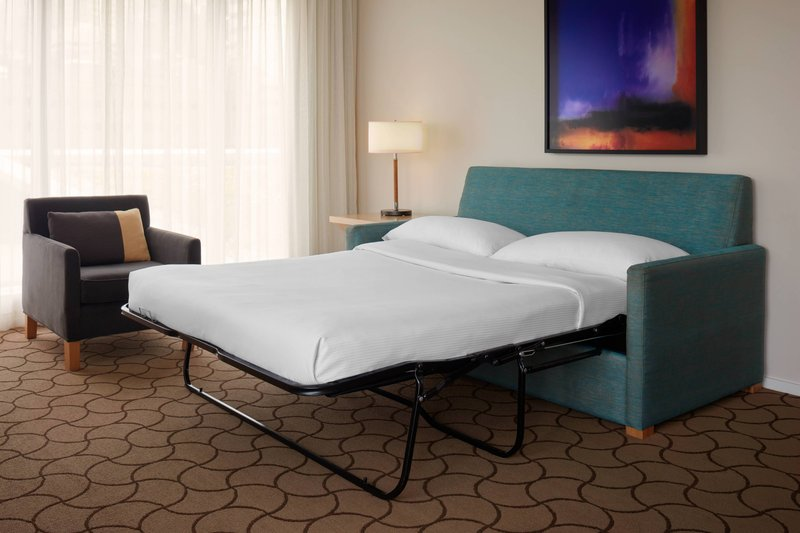 Delta Hotels by Marriott Toronto-Hospitality Suite - Sofa Bed<br/>Image from Leonardo