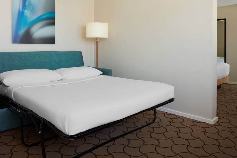 Delta Hotels by Marriott Toronto-Deluxe Junior Suite - Sofa Bed<br/>Image from Leonardo
