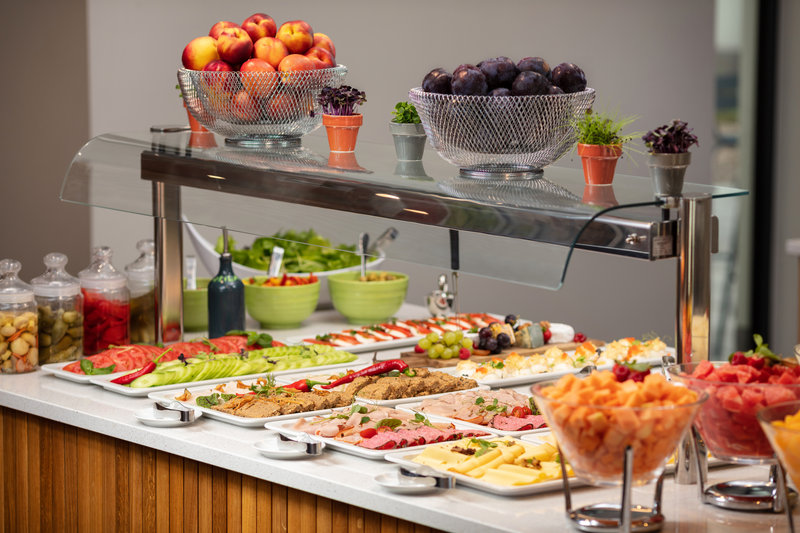 Holiday Inn Gdansk City Centre-Breakfast Bar<br/>Image from Leonardo