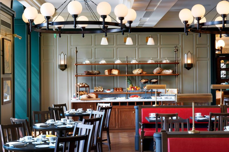 University Arms Hotel, Autograph Collection-Breakfast Bar<br/>Image from Leonardo