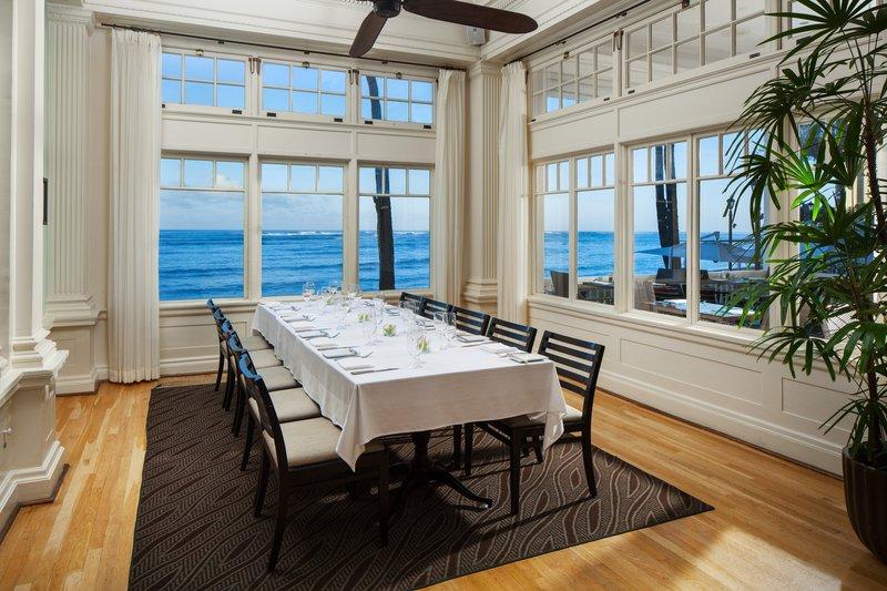 Moana Surfrider, A Westin Resort & Spa, Waikiki Beach - Beachhouse Grand Salon Ewa Side <br/>Image from Leonardo