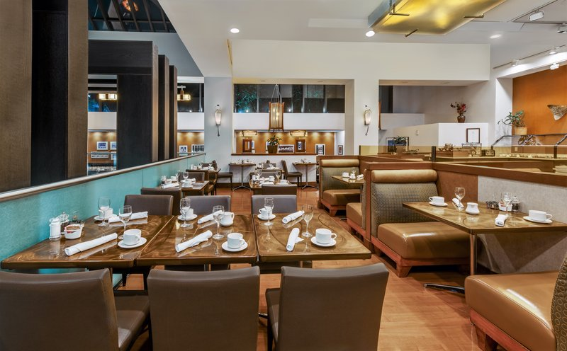 Crowne Plaza Seattle-Downtown-Enjoy a meal with friends, family or co-workers at our restaurant.<br/>Image from Leonardo