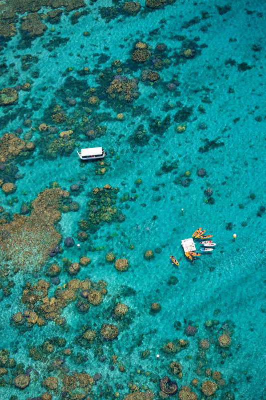 Sheraton New Caledonia Deva Spa And Golf Resort-Glass Bottom Boat And Nautical Activities<br/>Image from Leonardo