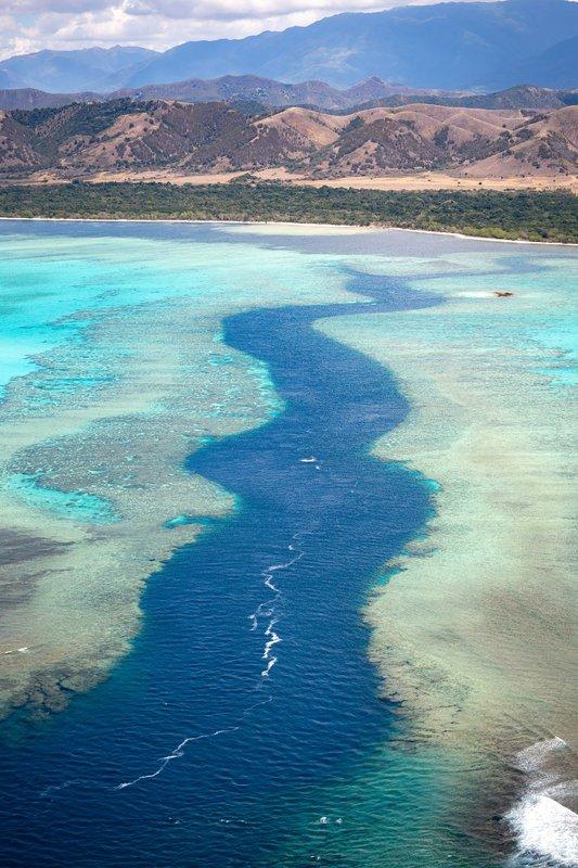 Sheraton New Caledonia Deva Spa And Golf Resort-Shark's Fault<br/>Image from Leonardo