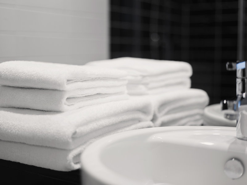 Holiday Inn Express Hamburg - St. Pauli Messe-Bathroom Amenities<br/>Image from Leonardo