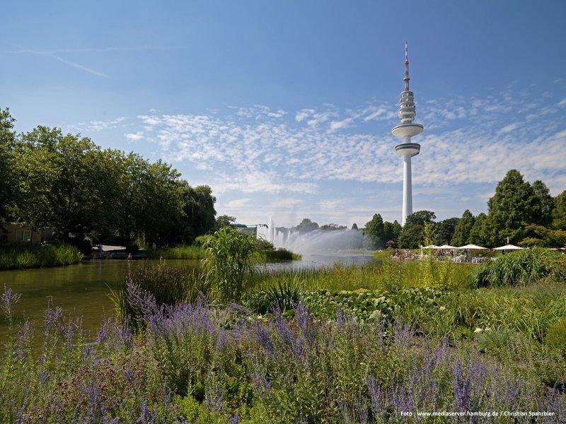 Holiday Inn Express Hamburg - St. Pauli Messe-Scenery / Landscape<br/>Image from Leonardo