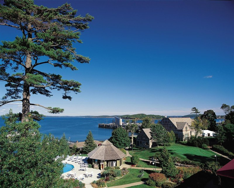 Holiday Inn Resort Bar Harbor - Acadia Natl Park - View from Hotel <br/>Image from Leonardo