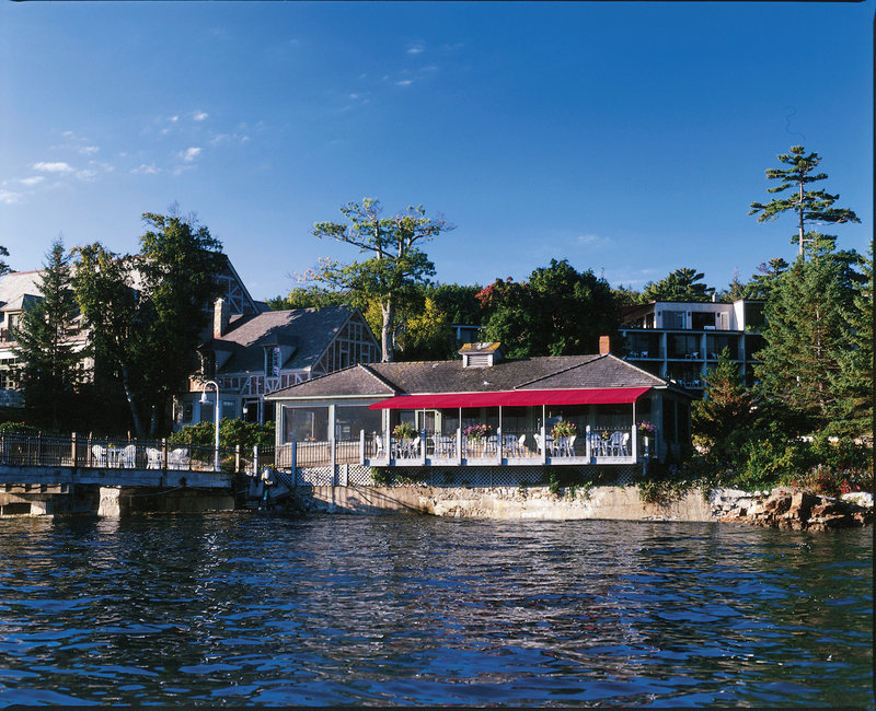 Holiday Inn Resort Bar Harbor - Acadia Natl Park - Marina <br/>Image from Leonardo