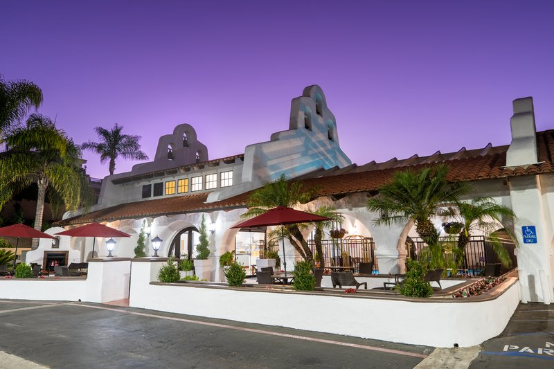 Holiday Inn Express San Clemente North-Hotel Exterior<br/>Image from Leonardo