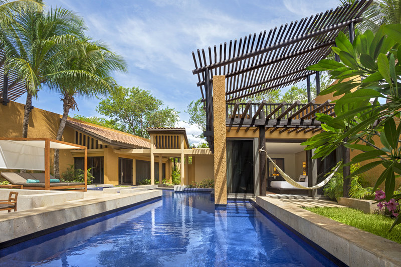 Fairmont Mayakoba - Spa Pool Villa Pool <br/>Image from Leonardo