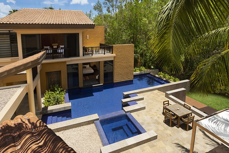 Fairmont Mayakoba - Lagoon Beachside Two Bedroom Pool Villa <br/>Image from Leonardo