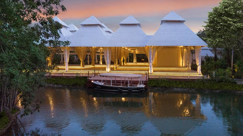 Fairmont Mayakoba - MKBlue View From The Lagoon <br/>Image from Leonardo