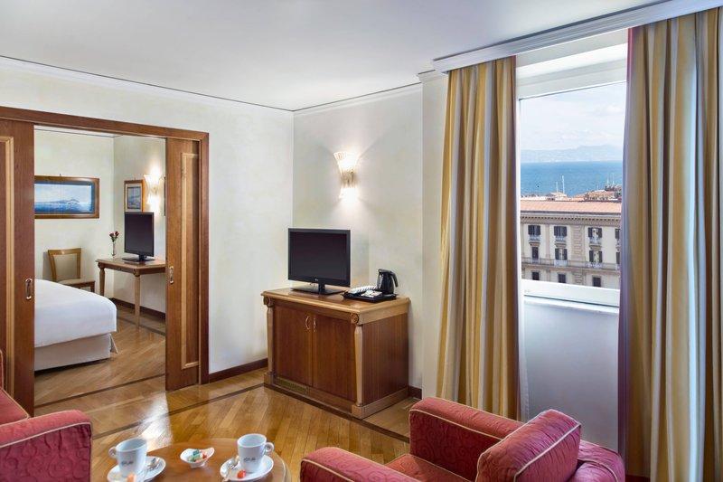 Renaissance Naples Hotel Mediterraneo-High Floor Suite<br/>Image from Leonardo