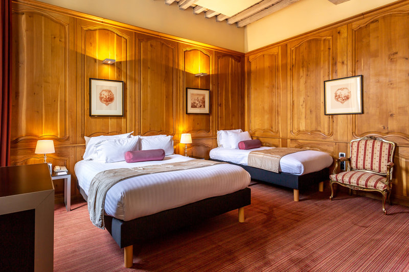 Autograph Collection L'Hermitage Gantois-Queen & Twin Superior Guest Room<br/>Image from Leonardo