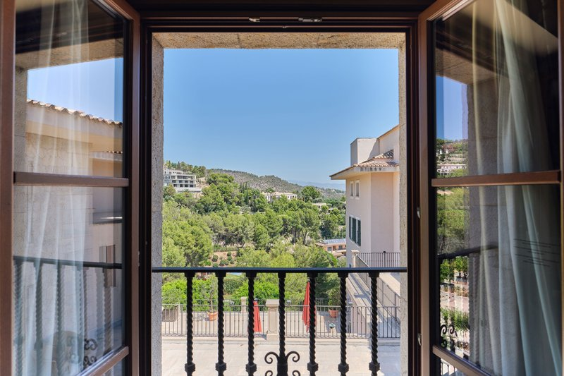 Castillo Hotel Son Vida; a Luxury Collection Hotel-Classic Window Guest Room - View<br/>Image from Leonardo