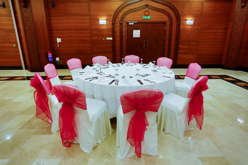 Crowne Plaza Antalya-Banquet Room<br/>Image from Leonardo